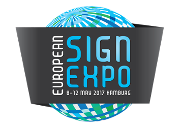 European Sign Expo 2017. Hamburg, 2017.05.08-12